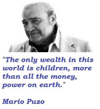 Mario Puzo's quote #3