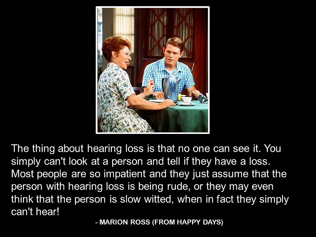 Marion Ross's quote #4