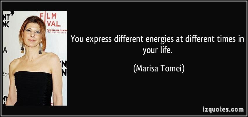 Marisa Tomei's quote #1