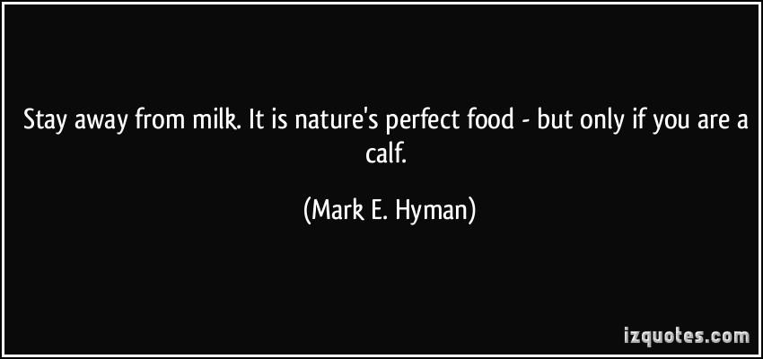 Mark E. Hyman's quote