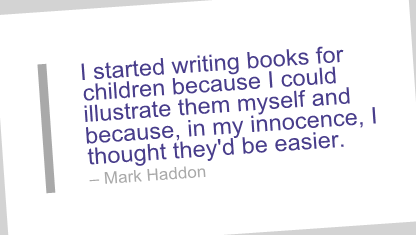 Mark Haddon's quote #6