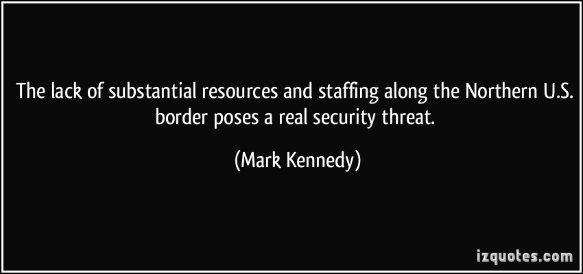 Mark Kennedy's quote #1