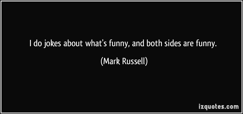 Mark Russell's quote #3