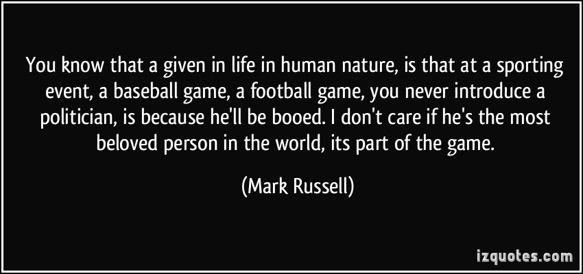 Mark Russell's quote #6