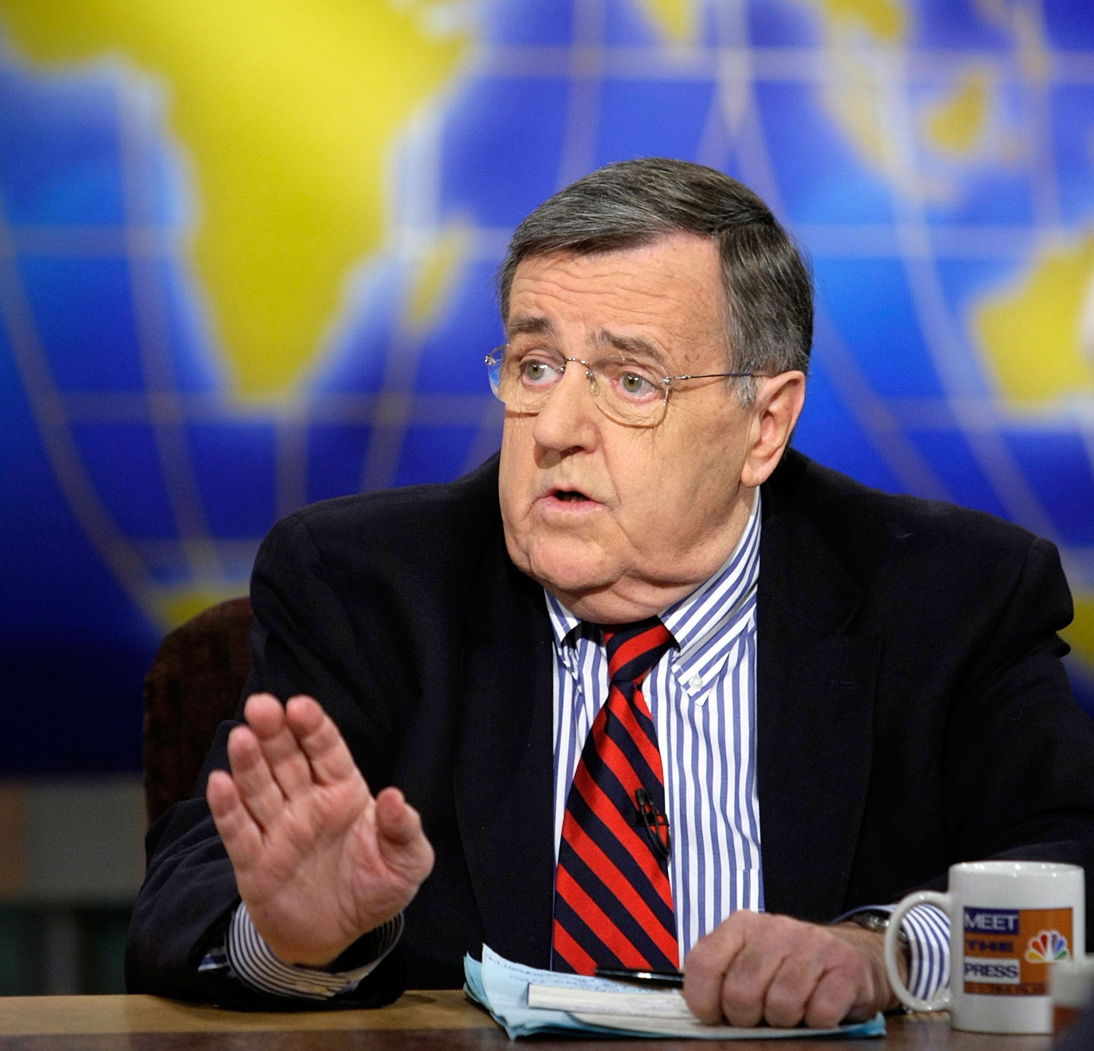 Mark Shields's quote
