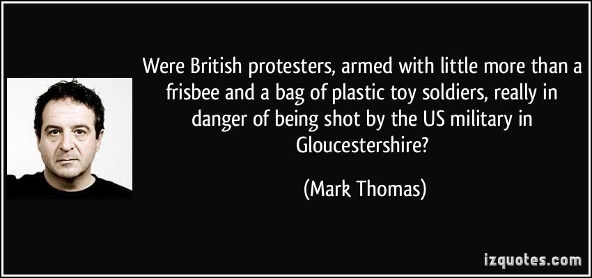 Mark Thomas's quote #1