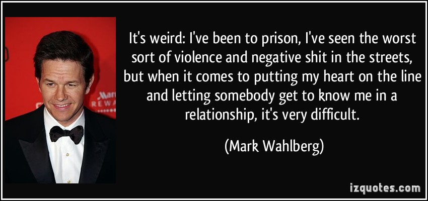 Mark Wahlberg's quote #2