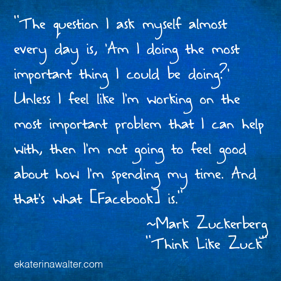 Mark Zuckerberg's quote #4
