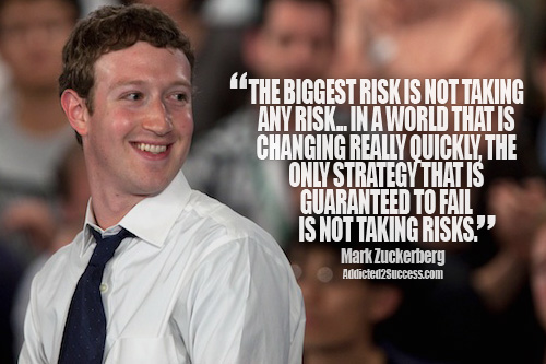 Mark Zuckerberg's quote #2