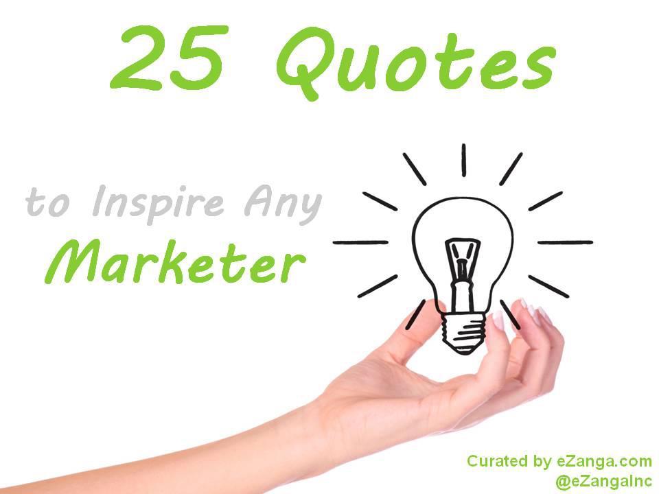 Marketing quote #8