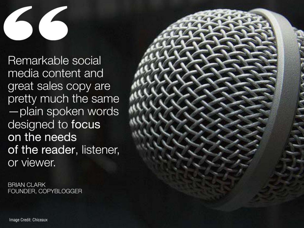 Marketing quote #5