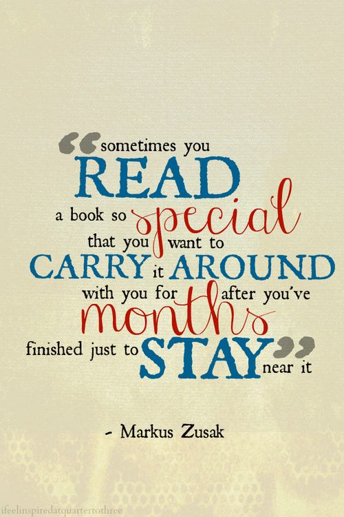 Markus Zusak's quote #2