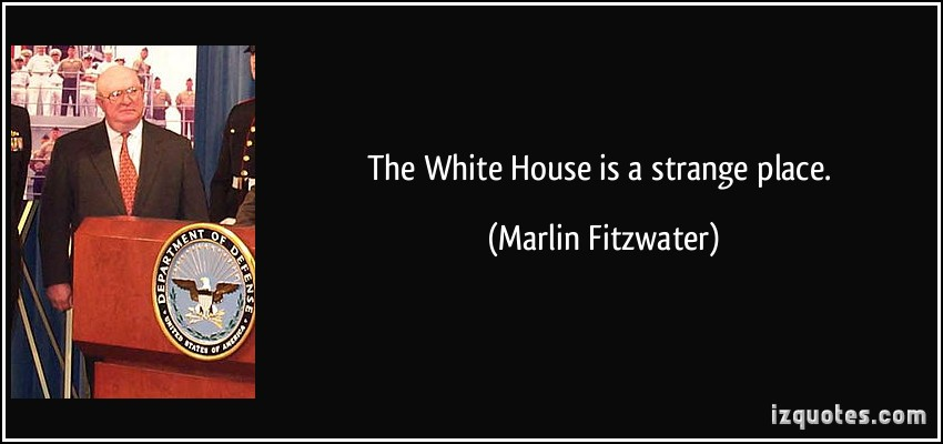 Marlin Fitzwater's quote #3