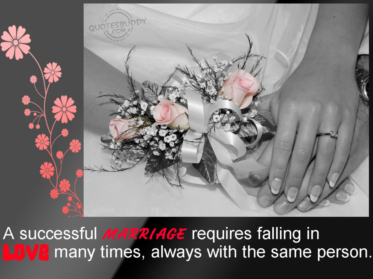 Marriages quote #5
