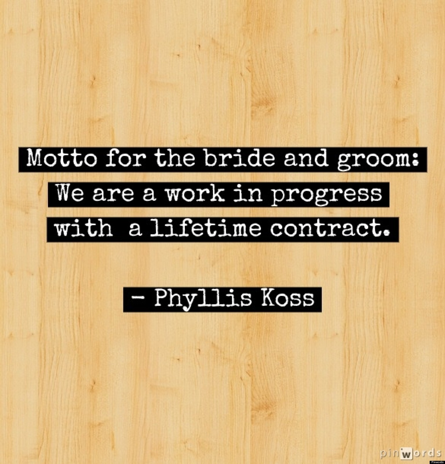 Married quote #3