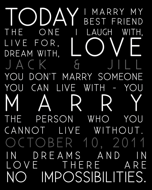 Marry quote #2
