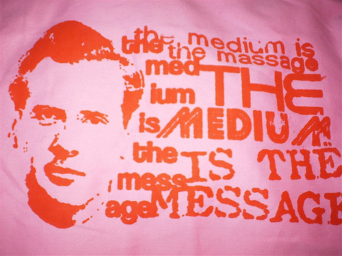 Marshall McLuhan's quote #2