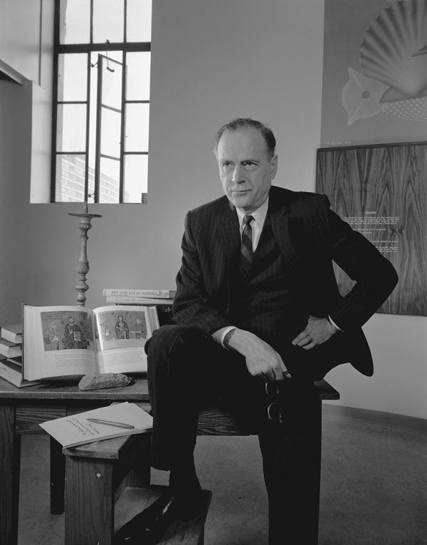 Marshall McLuhan's quote #8