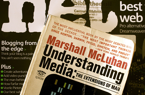Marshall McLuhan's quote #3