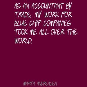 Marta Andreasen's quote #1