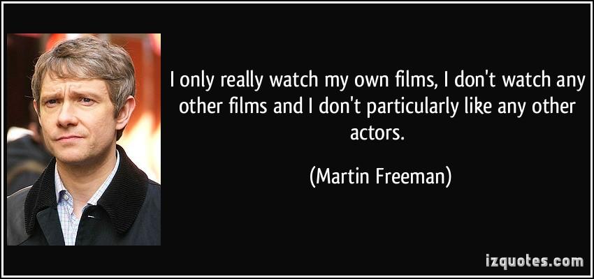 Martin Freeman's quote #7