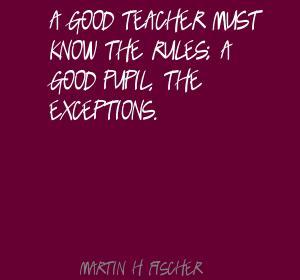 Martin H. Fischer's quote #7