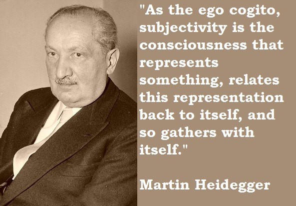 Martin Heidegger's quote #7