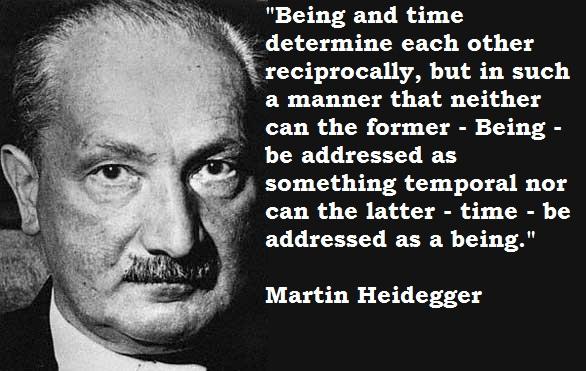 Martin Heidegger's quote #4