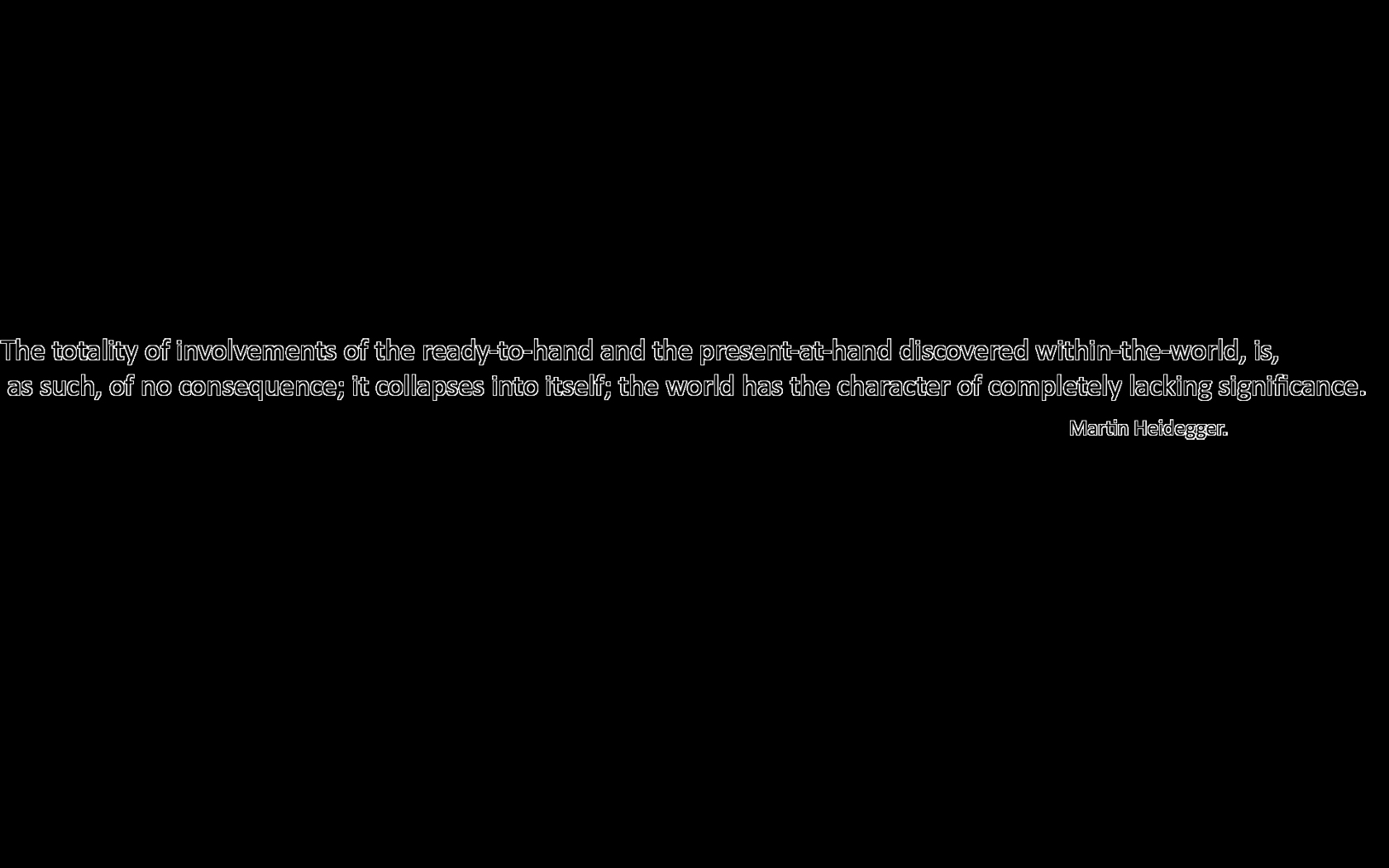 Martin Heidegger's quote #3