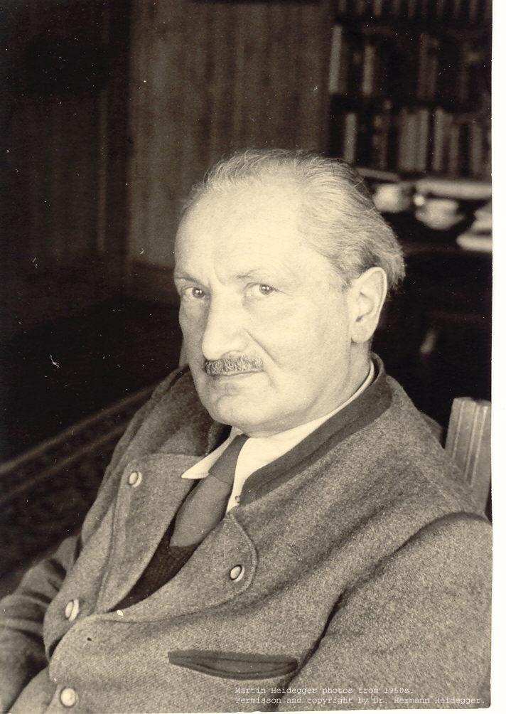 Martin Heidegger's quote #6
