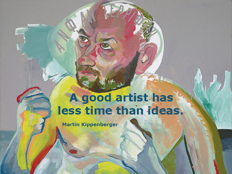 Martin Kippenberger's quote #4