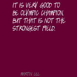 Martin Lel's quote #2