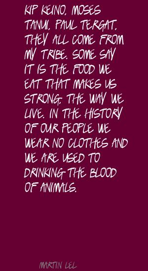 Martin Lel's quote #4