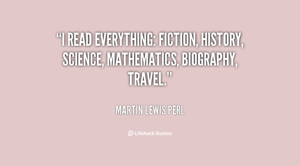Martin Lewis Perl's quote #7