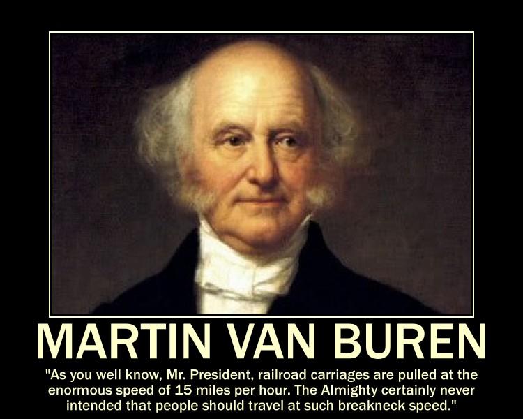 Martin Van Buren famous quotes