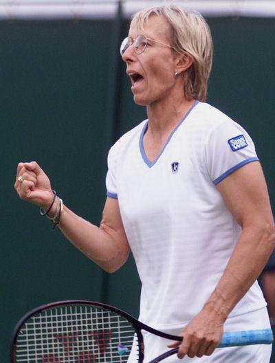 Martina Navratilova's quote