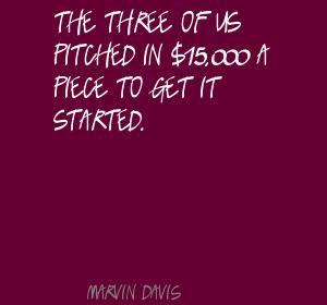 Marvin Davis's quote #5