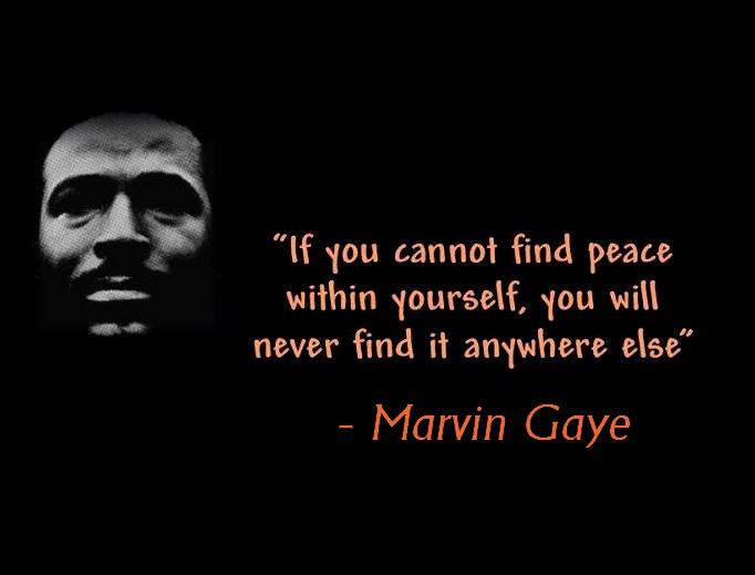 Marvin Gaye's quote #3