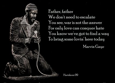 Marvin Gaye's quote #4