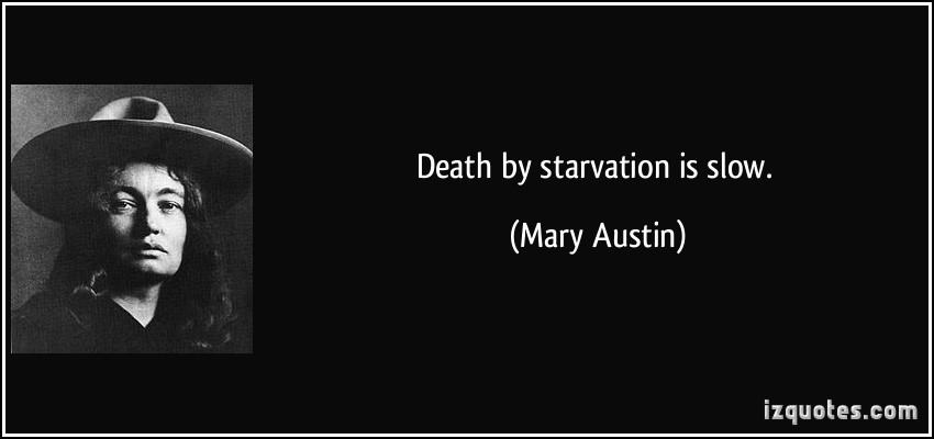 Mary Austin's quote #1