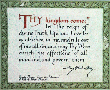 Mary Baker Eddy's quote #3