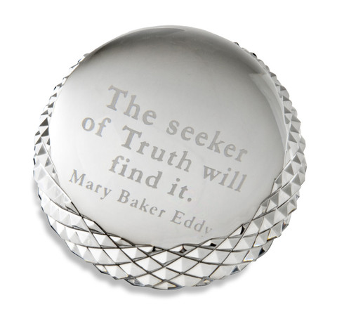 Mary Baker Eddy's quote #2