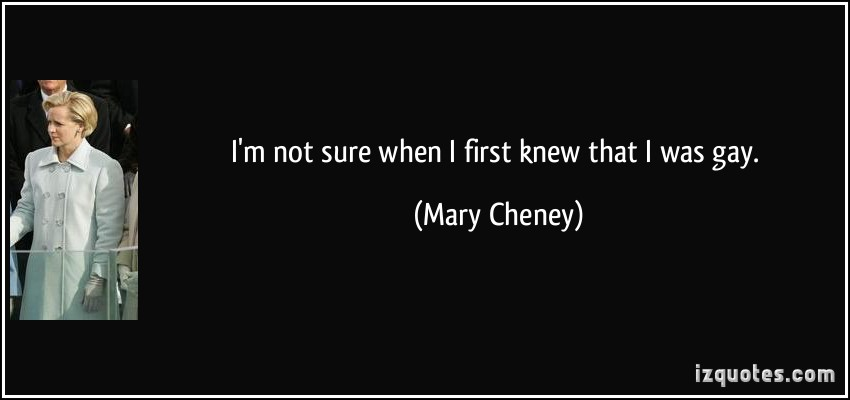 Mary Cheney's quote #7