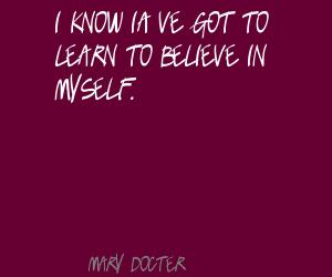 Mary Docter's quote #1