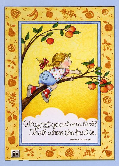Mary Engelbreit's quote #1