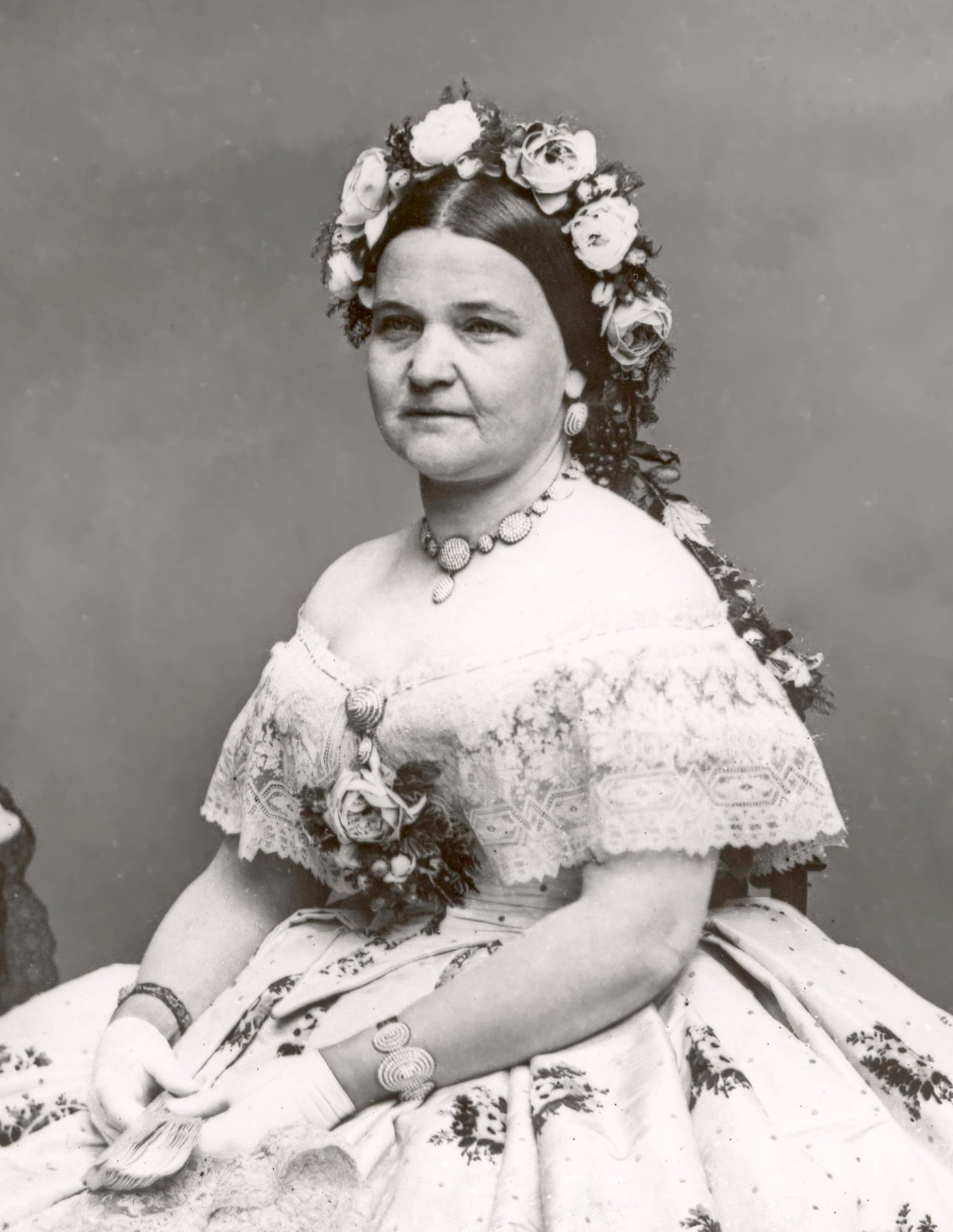Mary Todd Lincoln's quote #1