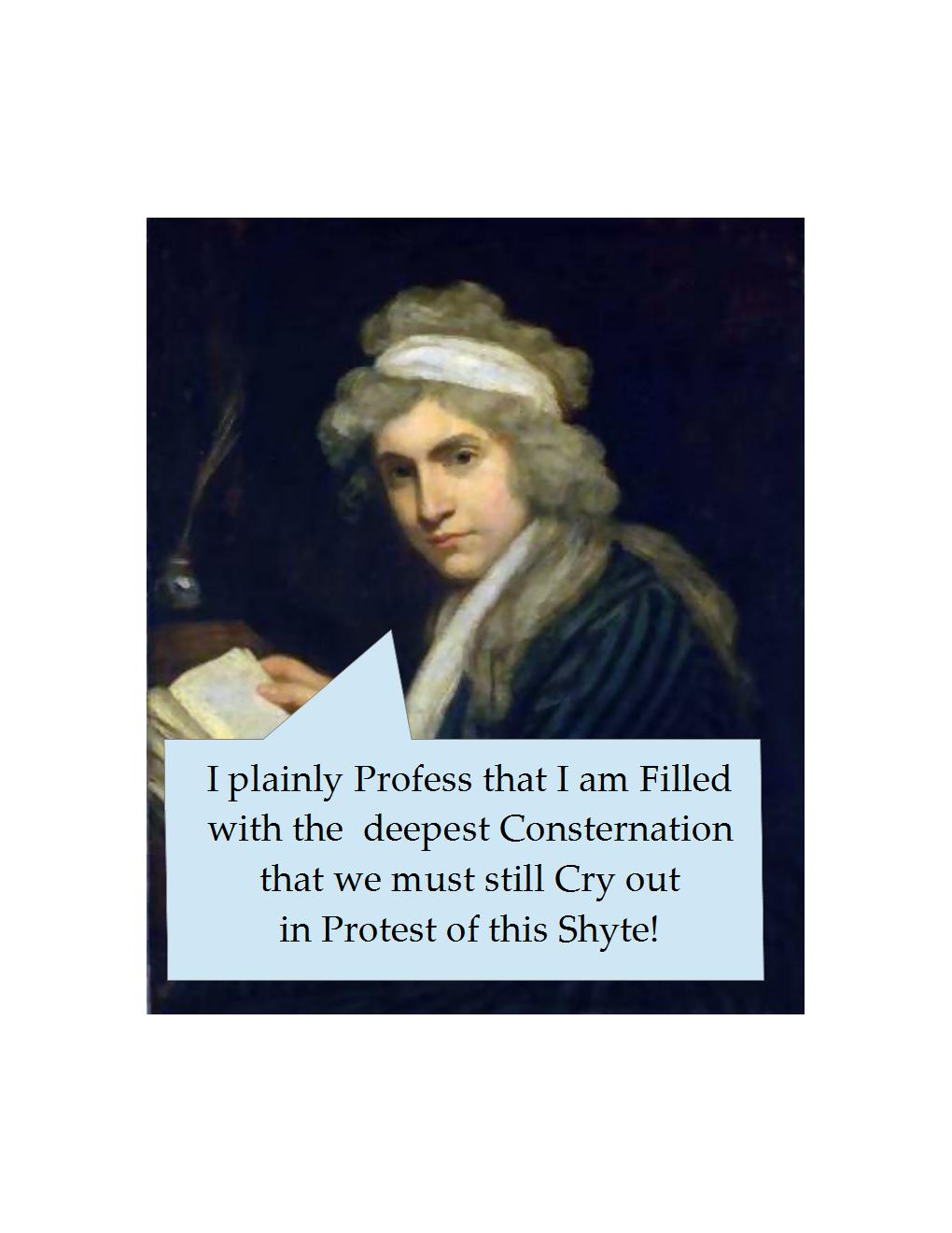 Mary Wollstonecraft's quote