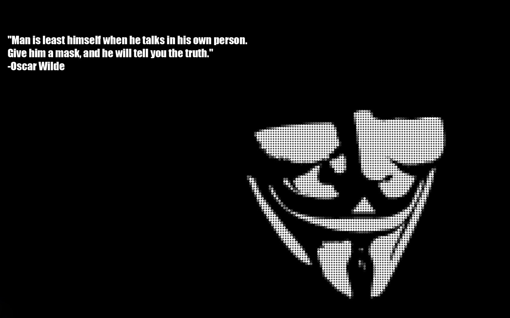 Mask quote #1