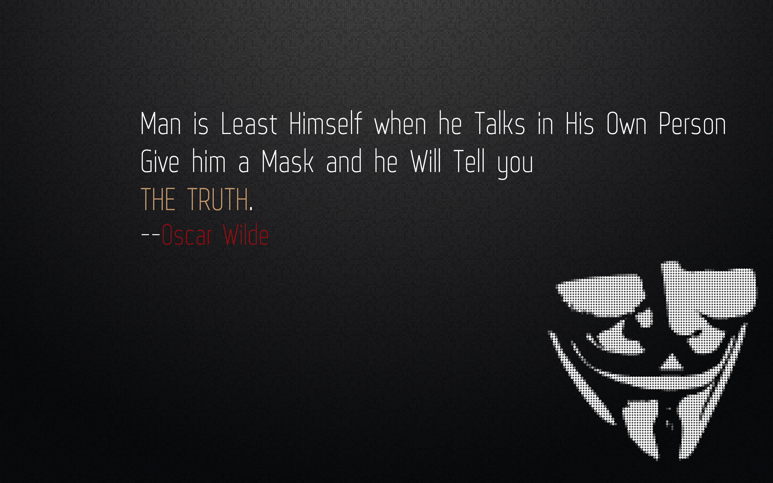 Mask quote #5