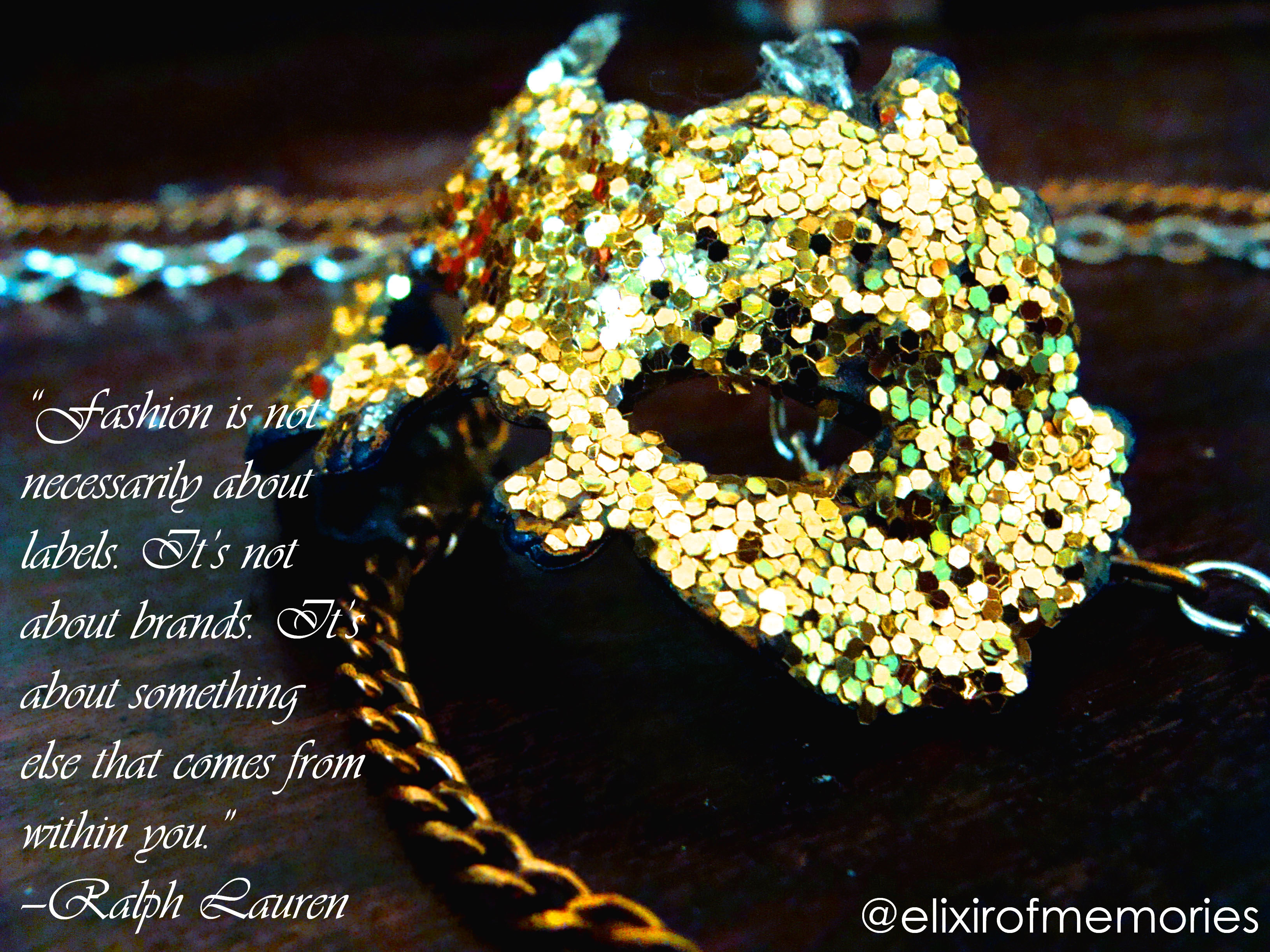 Mask quote #6